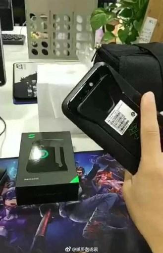 Suposto Black Shark da Xiaomi revelado em curto video hands on 2