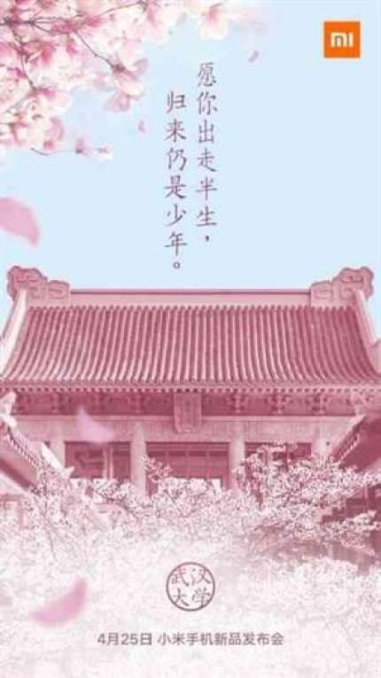 Xiaomi marca evento para o próximo dia 25 1