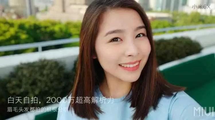 Xiaomi Mi 6X estreia-se com câmaras duplas AI 6