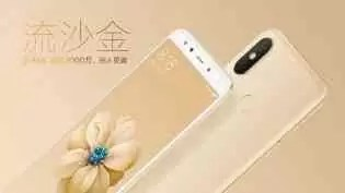 Xiaomi Mi 6X vai chegar em cinco opções de cores 7