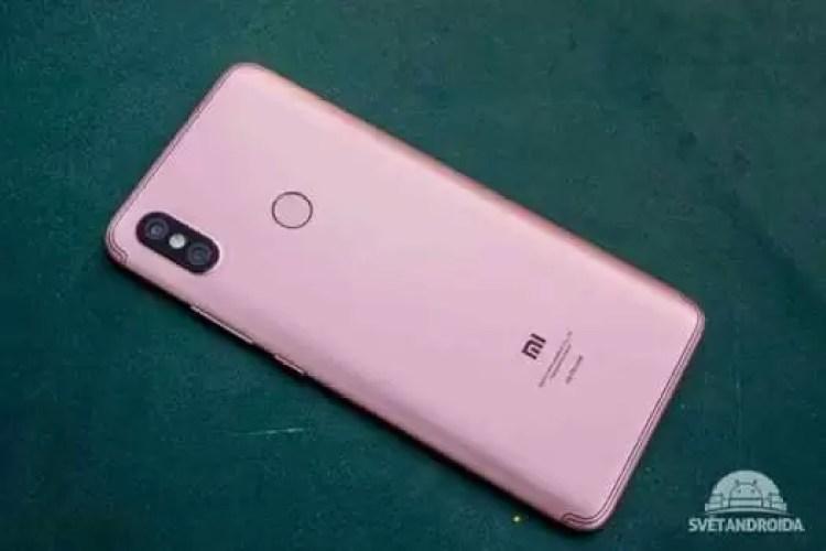 Xiaomi Redmi S2 revelado em Mi Store oficial na República Checa 1