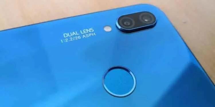 "Analise Huawei P20 Lite um ""Lite"" de peso 24"