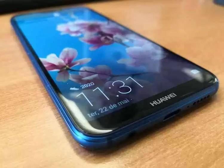 "Analise Huawei P20 Lite um ""Lite"" de peso 2"