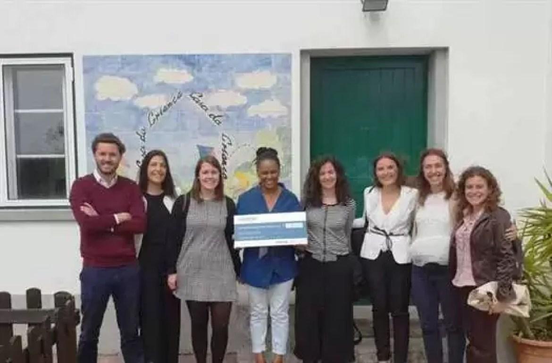 Electrão e Samsung apoiam a Casa de Crianças de Tires da Fundação Champagnat 1