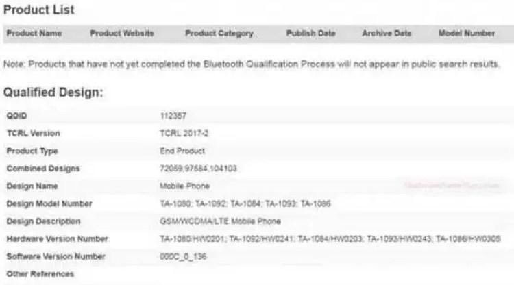 6 novos smartphones Nokia recebem certificação 1