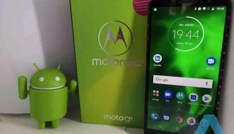 Análise Moto G6 e Moto G6 Plus   Hello (again) Moto! 5