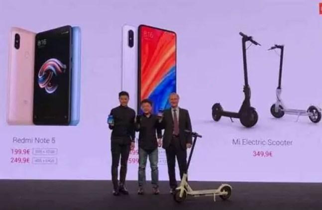 Com Portugal a ver navios, Xiaomi aterra oficialmente em Itália e abre loja física em Milão 1