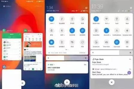Fuga de informação mostra que MIUI 10 é semelhante ao Android P 2