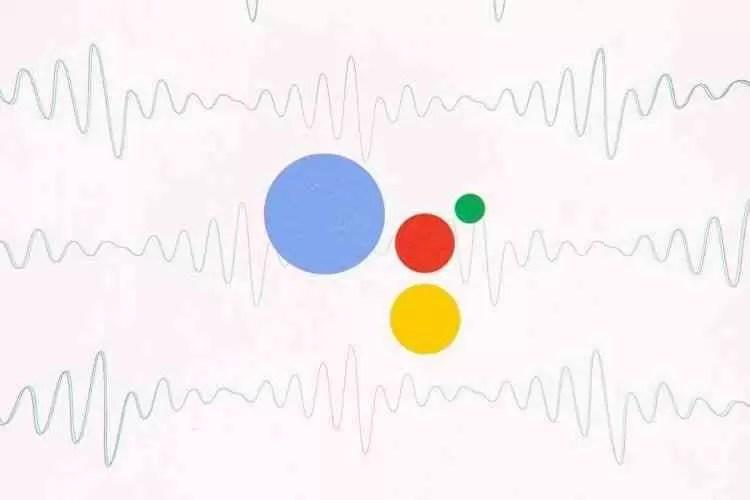 Interface do ecrã de seleção de voz do Google Assistant recebe atualização colorida 1