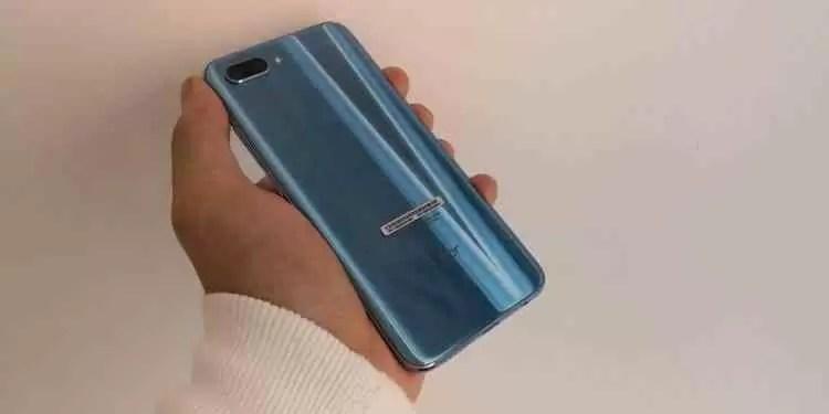 Análise Honor 10 o gémeo falso do Huawei P20 1