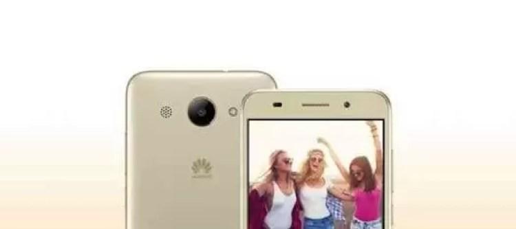 Huawei Y3 (2018) é oficialmente o primeiro smartphone Android Go da empresa 3