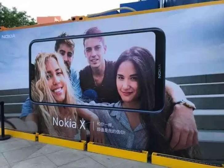 Nokia X6 aparece em renders oficiais 1