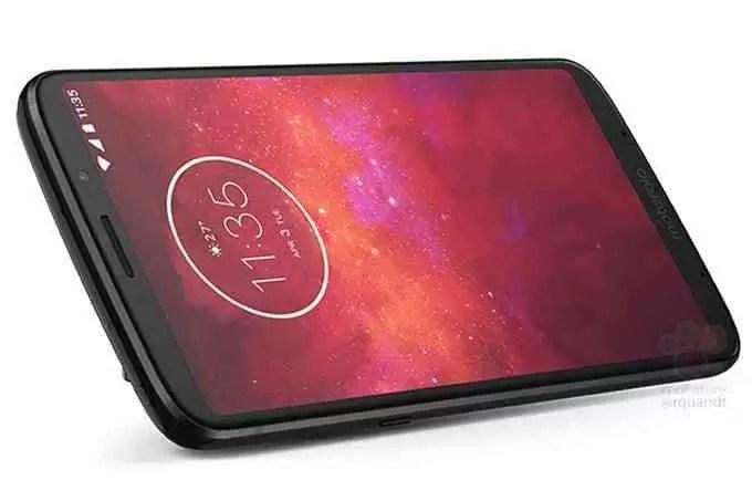 Motorola Moto Z3 Play volta a surgir em novas imagens 2