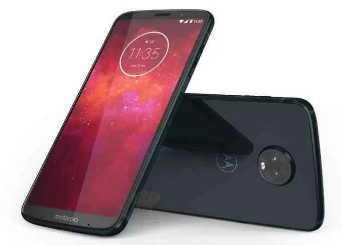 Motorola Moto Z3 Play volta a surgir em novas imagens 3