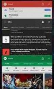 Atualização do Razer Phone traz modo de câmera Portrait, patch de segurança de maio 2