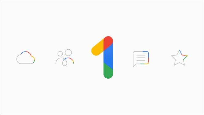 Olá Google One.. novo serviço de armazenamento na cloud 1