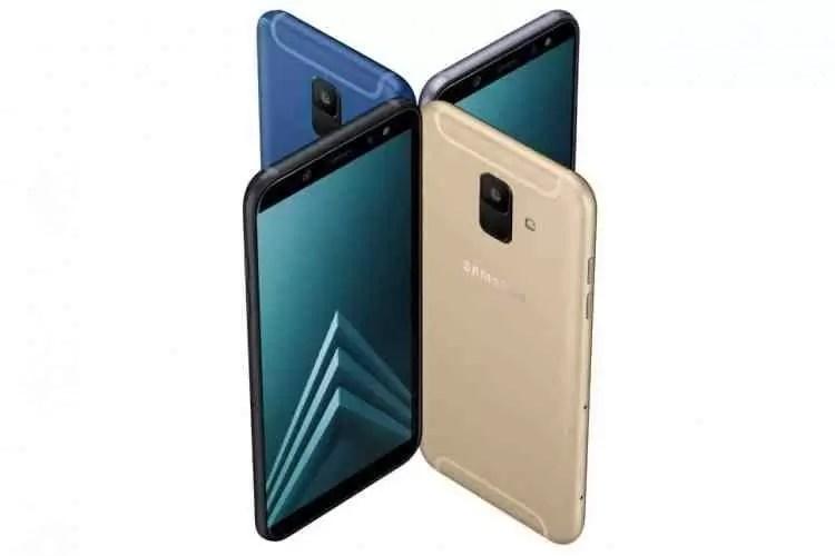 Samsung Galaxy A6 e A6 + são agora oficiais 1