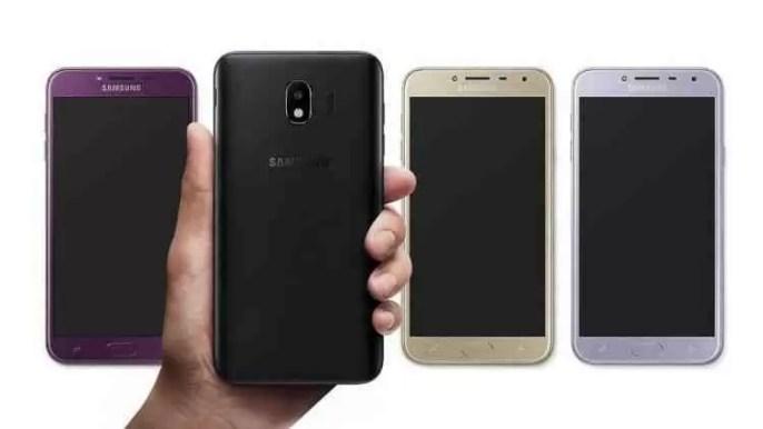 Samsung Galaxy J4 é agora oficial com Exynos 7570 1