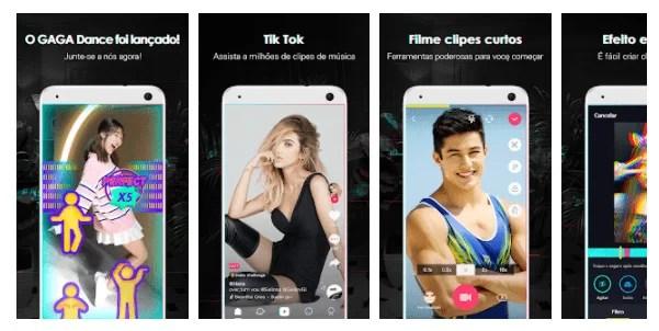 Tik Tok é uma rede social chinesa que já tem mais Downloads na App Store que Facebook Instagram e Whatsapp 1