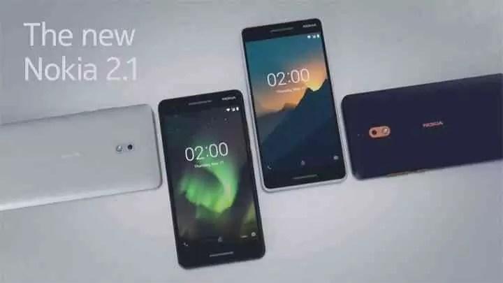 Tudo o que precisas saber sobre o Nokia 2.1 1