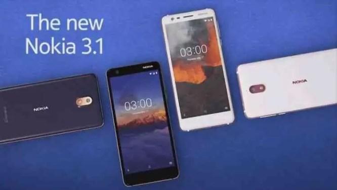 Tudo o que precisas saber sobre o Nokia 3.1 image