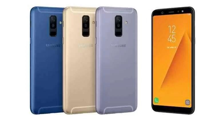 Tudo o que precisas saber sobre o Samsung Galaxy J6 1
