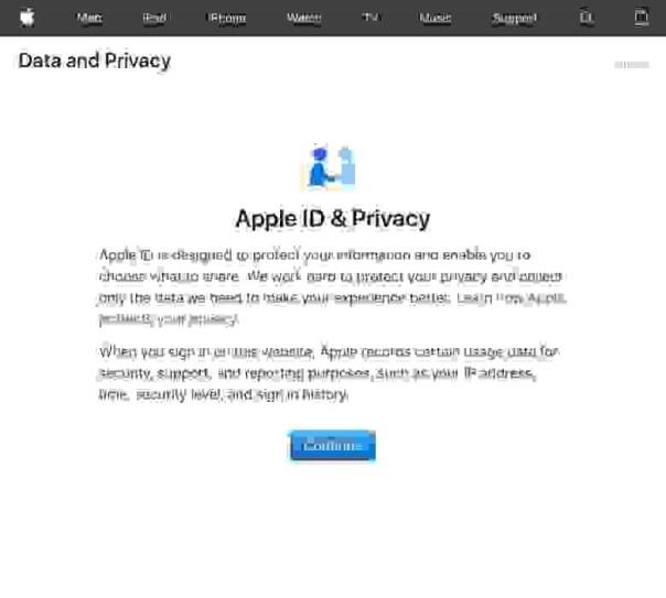 Utilizadores do iphone podem descarregar tudo o que a Apple guarda de si 1