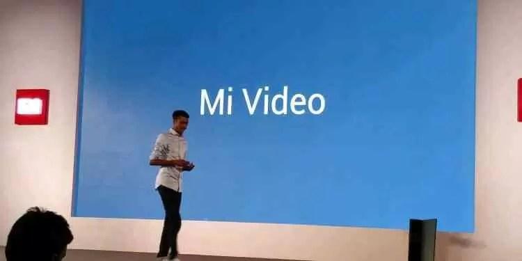 Xiaomi lança os serviços Mi Music e Mi Video 1