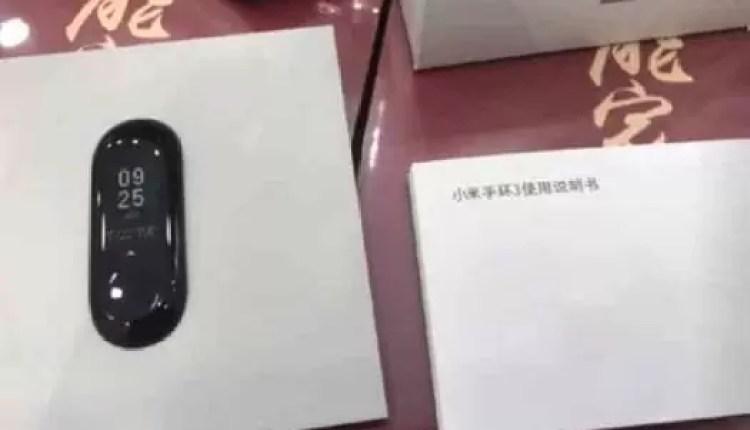 Xiaomi Mi 8, Mi 8 SE e Mi Band 3 mostram-se antes do lançamento oficial 2