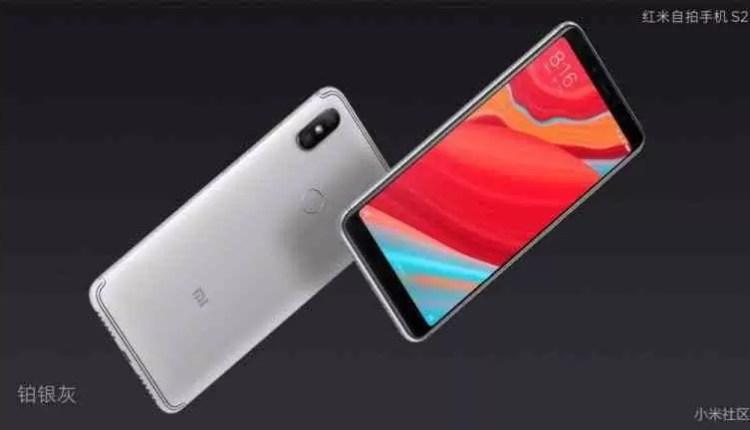 Xiaomi Redmi S2 é agora oficial como o telefone para selfies 3