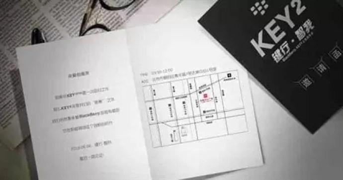 BlackBerry KEY² será anunciado na próxima semana image