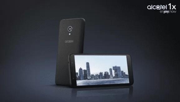 Alcatel 1X com Android™ Oreo (edição Go) já está disponível em Portugal 1