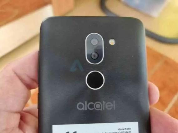 Análise Alcatel 3X 12