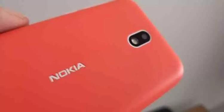 Análise Nokia 1 com Android 8.1 Go Edition 7