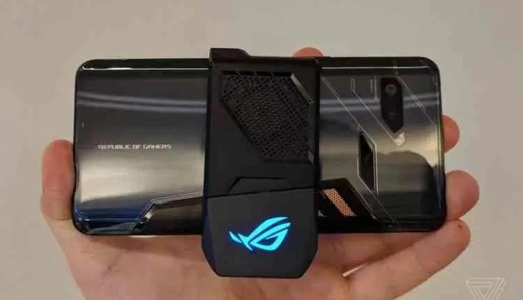 Asus ROG Phone é oficial com Snapdragon 845 e 8GB de RAM 2