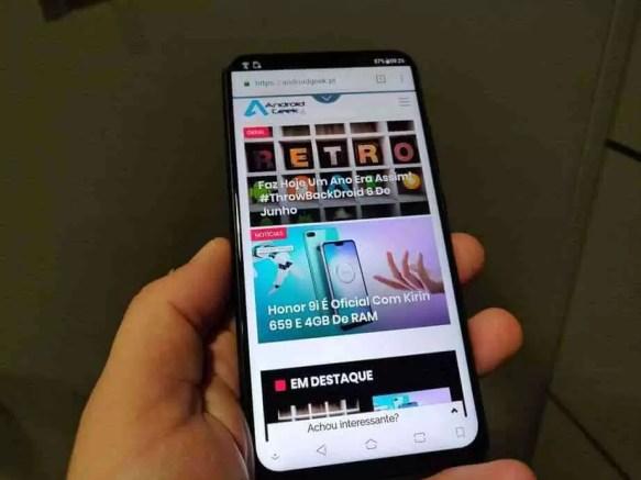 Asus ZenFone 5 as primeiras impressões 1