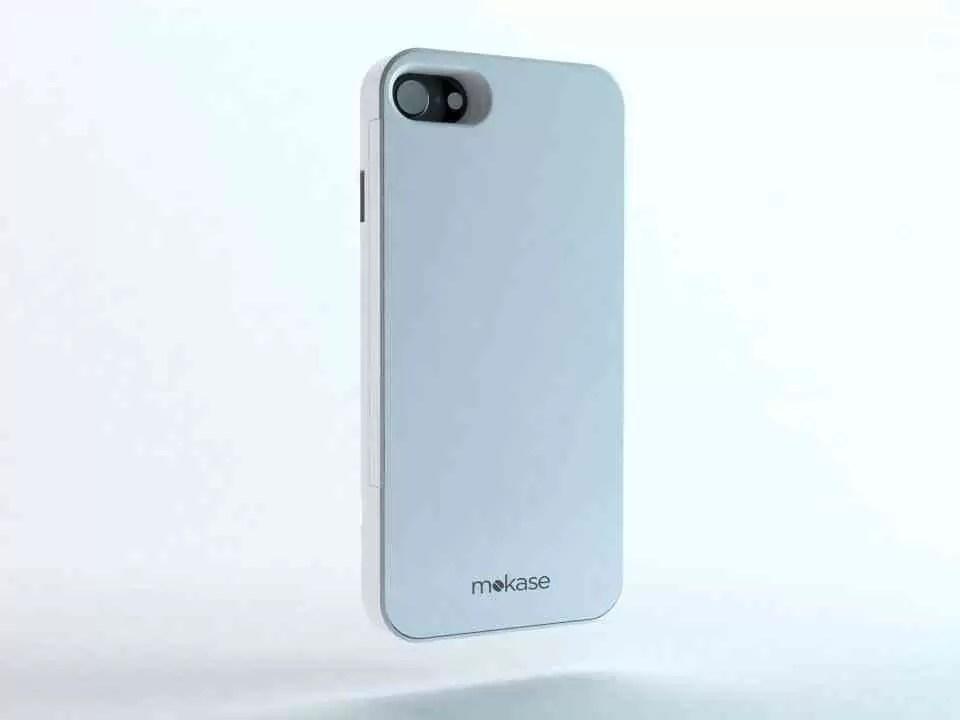 Mokase a capa para o Smartphone que tira cafés! A sério! 3