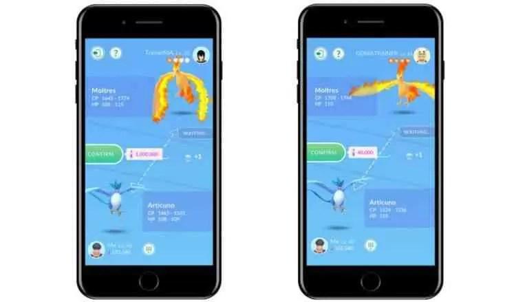 Pokémon Go vai finalmente permitir negociar 3