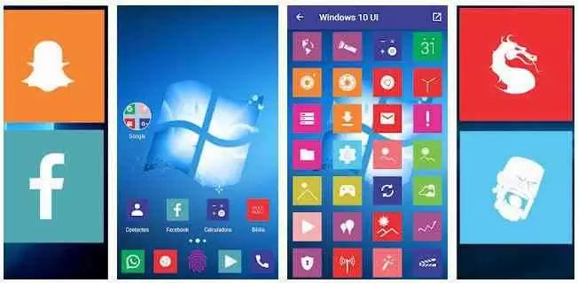 Windows 10 - Icon Pack $0.99 agora GRÁTIS na Play Store 1