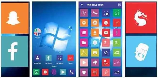 Windows 10 - Icon Pack $0.99 agora GRÁTIS na Play Store 1