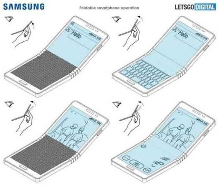 Samsung Galaxy X pode não ser o smartphone dobrável da Samsung 1