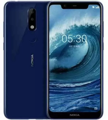 Nokia X5 é agora oficial com Helio P60, câmaras duplas e 84% de relação ecrã-a-corpo 1