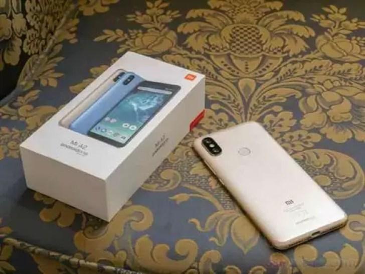 Xiaomi Mi A2 suportará o Quick Charge 4.0 apenas na Índia 1