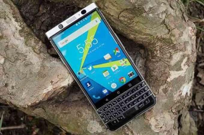 Passatempo Blackberry KeyOne | Um smartphone no mínimo diferente 1