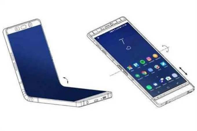 Samsung ainda quer ser a primeira a lançar um smartphone dobrável 1