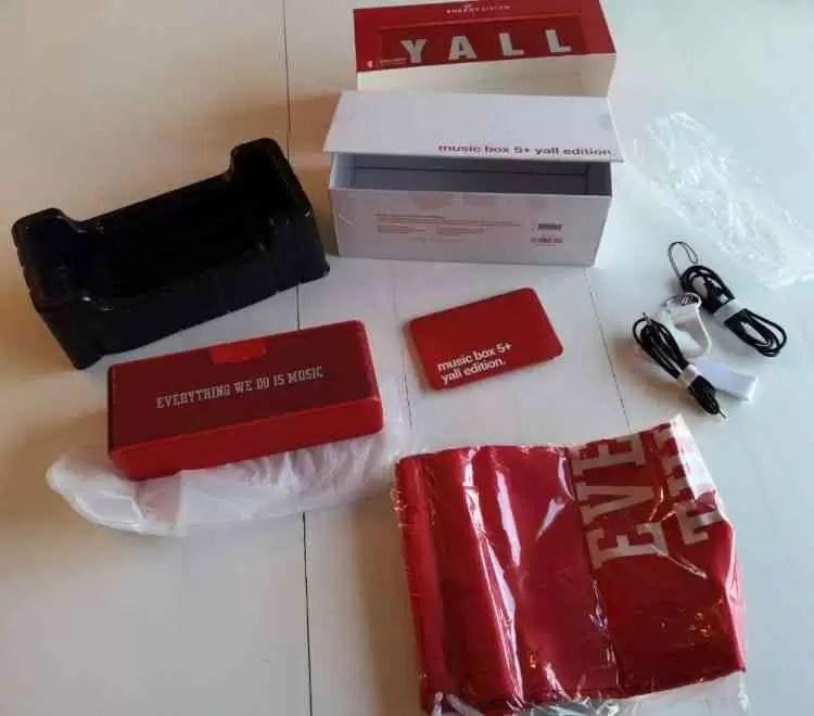 Análise Energy Sistem Music Box 5+ Yall edition 6