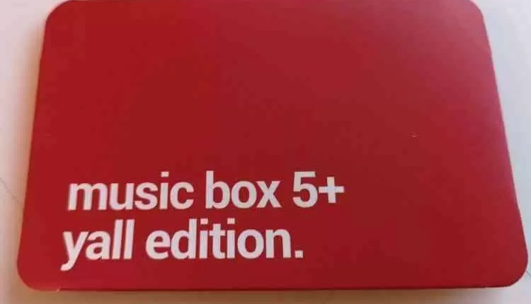 Análise Energy Sistem Music Box 5+ Yall edition 15