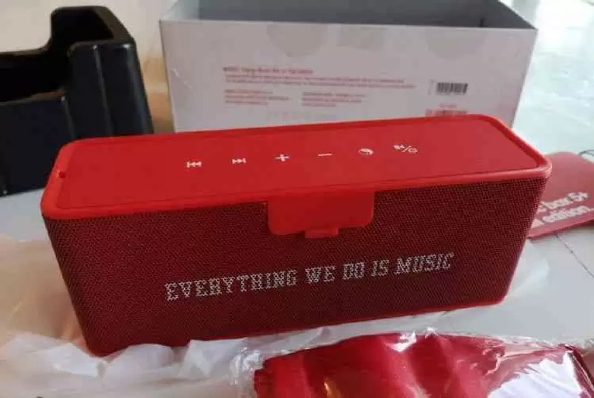 Análise Energy Sistem Music Box 5+ Yall edition 3