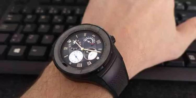 Análise Huawei Watch 2 10