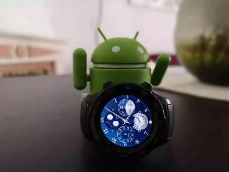 Análise Huawei Watch 2 image